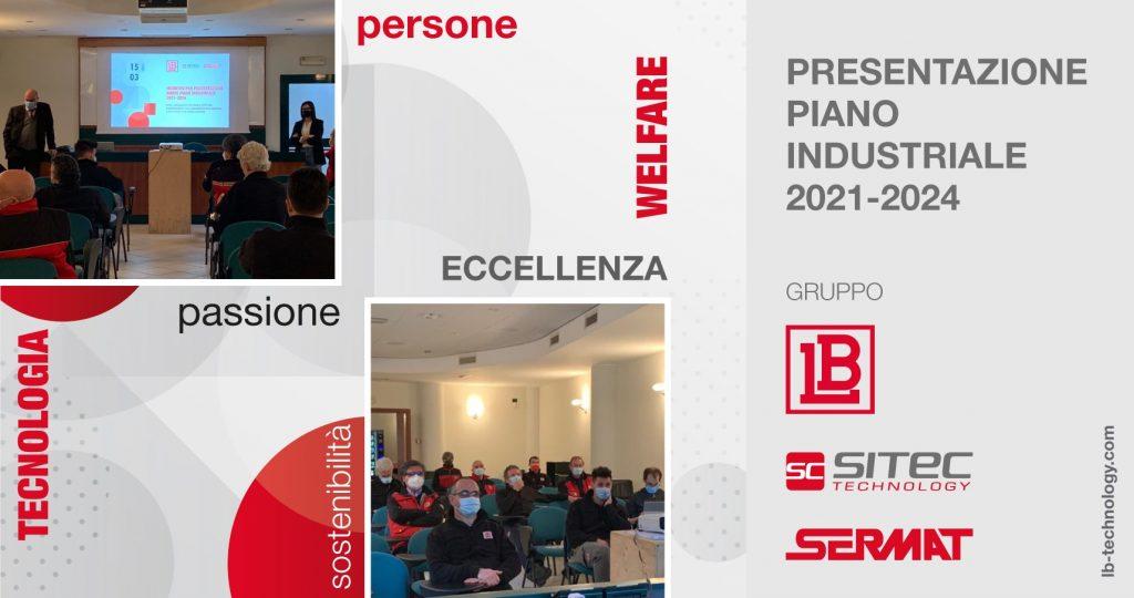 PRESENTAZIONE PIANO INDUSTRIALE LB 2021-2024